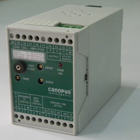 Analog Load Cell Amplifier