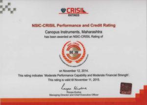 CRISIL-Certificate
