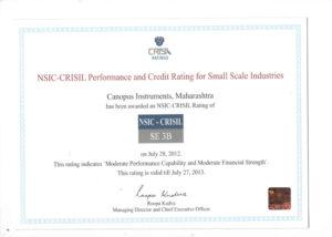 NSIC - CRISIL