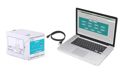 Smart Powerline Transducers