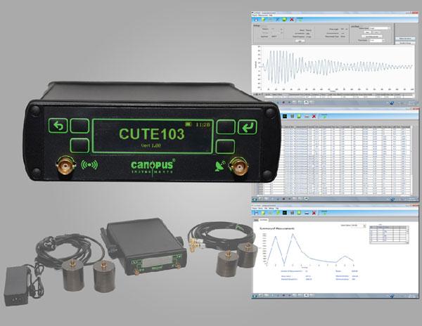 Concrete Testing - Canopus Instruments