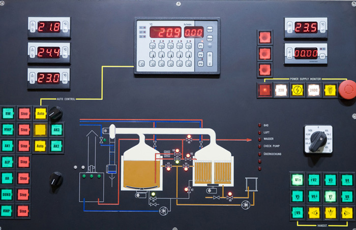Process Indicators / Controllers / Scanners